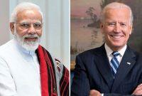 मोदीद्वारा बाइडेनलाई भारत भ्रमणको निम्तो